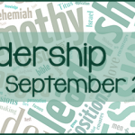 6.30 Leadership - starts 30th September 2015