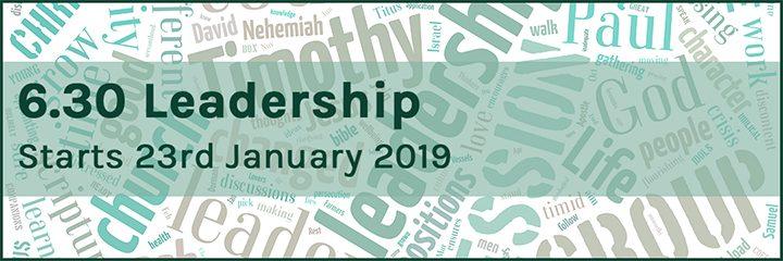 6.30 Leadership
