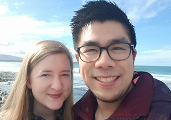 Andrew & Ola