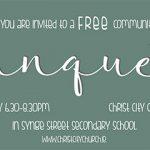 A Community Banquet - 21 Jul