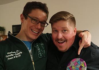 Ben and Eben