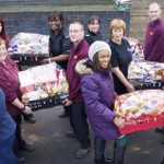 Christmas Hampers In Partnership With ACET