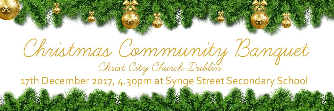 Christmas Community Banquet