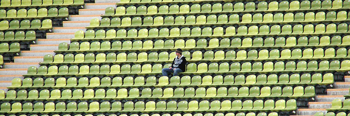Seated in the Arena