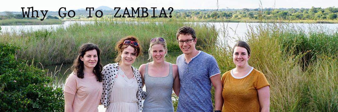 Zambia Team 2017