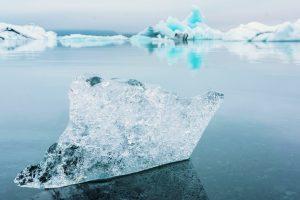 Climate Change - ice caps